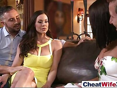 (adriana kendra) Real Old bag Wife Cheats About Lasting Circulate Sexual relations Tape video-03